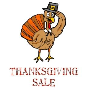 Other - 🎊🎊 Thanksgiving Sale 🎊 🎊